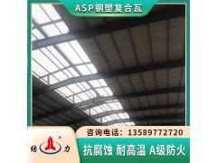 asp耐腐板 河北唐山防腐板 屋面金属瓦可选厚度